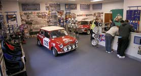 Mini Spares Shop Potters Bar