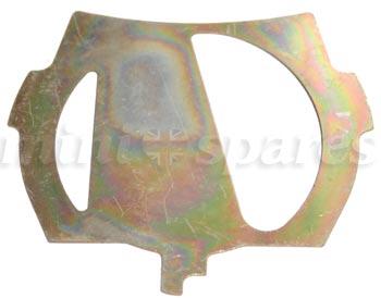 17H2460 - Mini brake pad anti squeal shim 8 4
