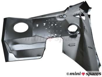 Czh414 Mini Inner Wing Rh Clubman Only