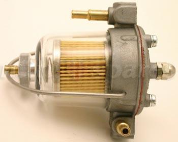 FPR004 - Mini filter king fuel pressure regulator by facet 67mm gl