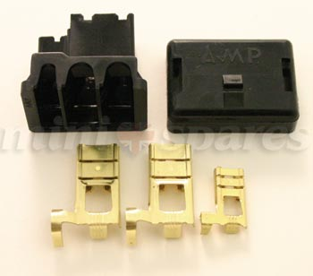 Geu250 mini alternator plug kit as the five terminal alternator is nla the current three terminal alternator must be substituted these wiring instructions supplied by lucas outline cheapraybanclubmaster Images