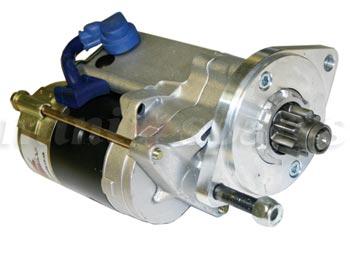 Gxe1004 mini high torque performance inertia starter motor for Hi torque starter motor