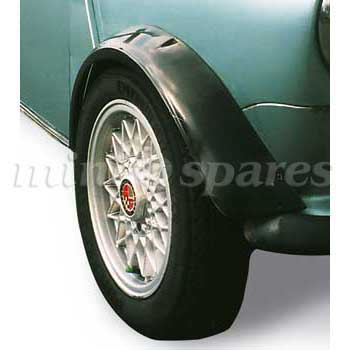 Ms128 Mini Wheel Arch Set Group 5 Race Budget Type