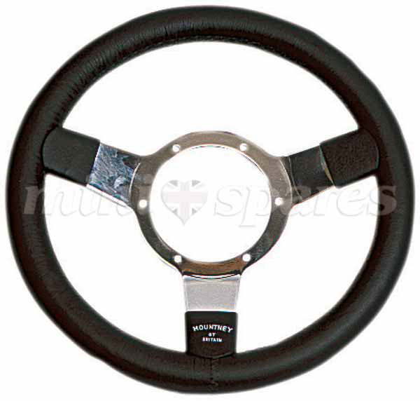how to clean shiny leather steering wheel