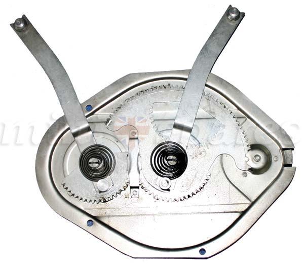 Czh646 mini window regulator mechanism r h mk3 for Window mechanism