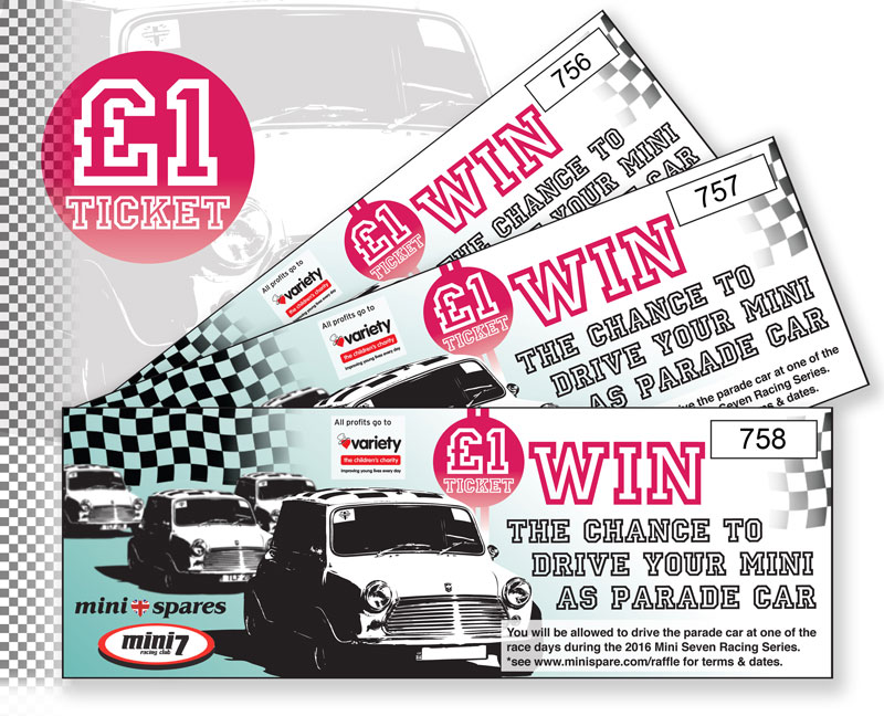 Mini7-parade-car-raffle-minispares