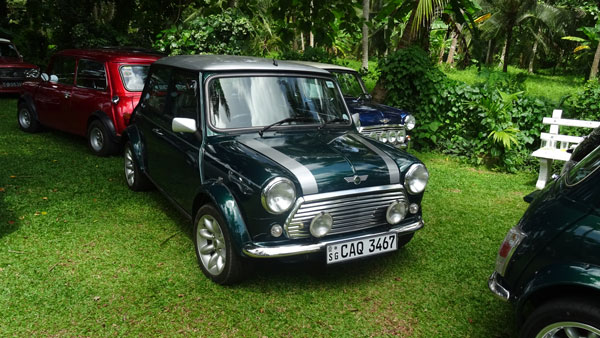 Mini Spares Article Mighty Mini Sunday Drive To Negombo Sri Lanka