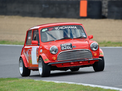 Mini Spares Article Mini Spares At Brands Hatch Track Day 2017