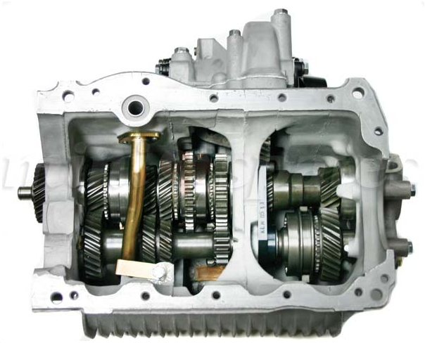 5 Speed Gearbox Mini Spares
