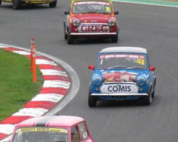 2018 mighty minis championship Brands Hatch