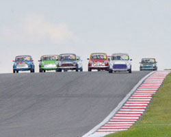 2018 mighty minis championship Donnington