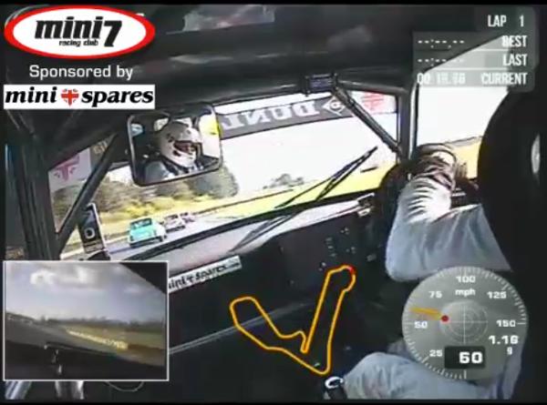 mini 7 race videos