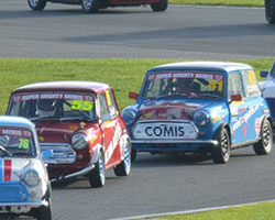 2018 mighty minis championship Oulton