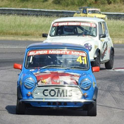 2018 mighty minis championship Thruxton