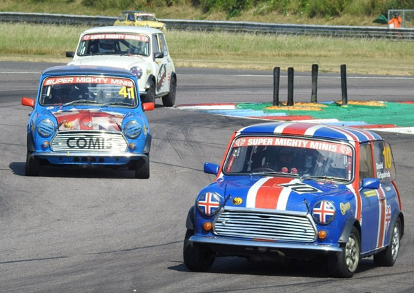 donnington 2018 super mighty minis