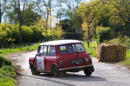 Corbeau Seats Rally 2019