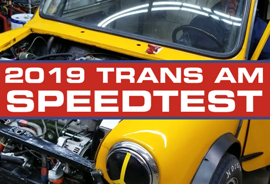 2019 TRANS AM SPEEDFEST