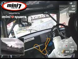 mini 7 race Cadwell