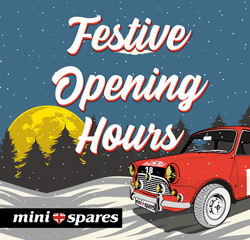Festive opening hours 2020
