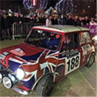 Monte Carlo Rally 2016