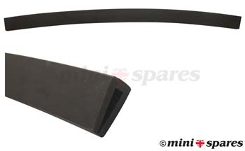 4 DOOR DROP GLASS RUBBER CHANNEL SEALS 24A948 FOR CLASSIC MINI  WIND UP WINDOWS