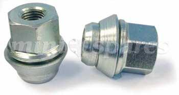 Ajm1139 Mini Wheel Nut For Rover Cooper Wheel Less S