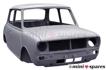 Czh594 Mini Bodyshell Mini Clubman Rubber Mounted Subframe