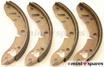 REAR BRAKE SHOE LOWER BRAKE RETURN SPRING 17H8092 CLASSIC MINI