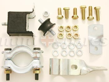 GEX9551 - Mini exhaust fitting kit for pre 90 minis with