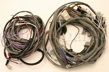 Fine Ham2174 Mini Wiring Harness Front Only Mini Mk3 With Alternator Wiring Digital Resources Lavecompassionincorg