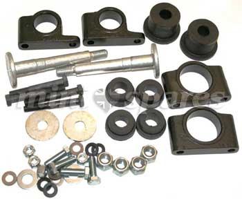 Ms41 Mini Rear Subframe Fitting Kit Inc Trunnions 1976