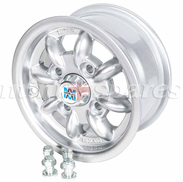 "Mini Genuine Minilite 4.5x10"" Alloy Wheel"
