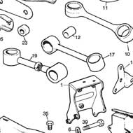 Ford Bronco Used Cars together with Mini Cooper Manual Transmission Clutch Cover besides Early Ford Auto Parts further 2012 Mercedes Front Suspension Diagram Html moreover  on wiper linkage bushings 71047