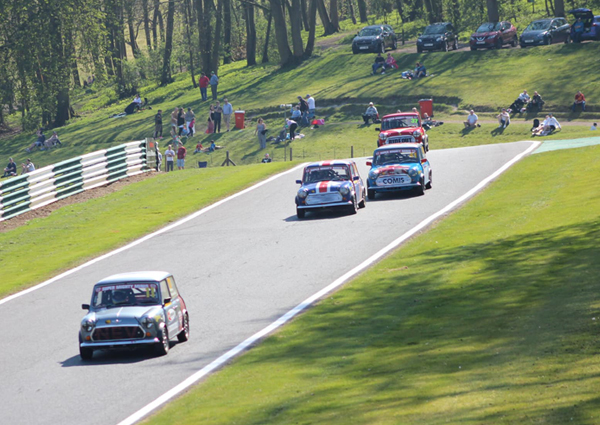 2019 mighty minis championship Cadwell Park